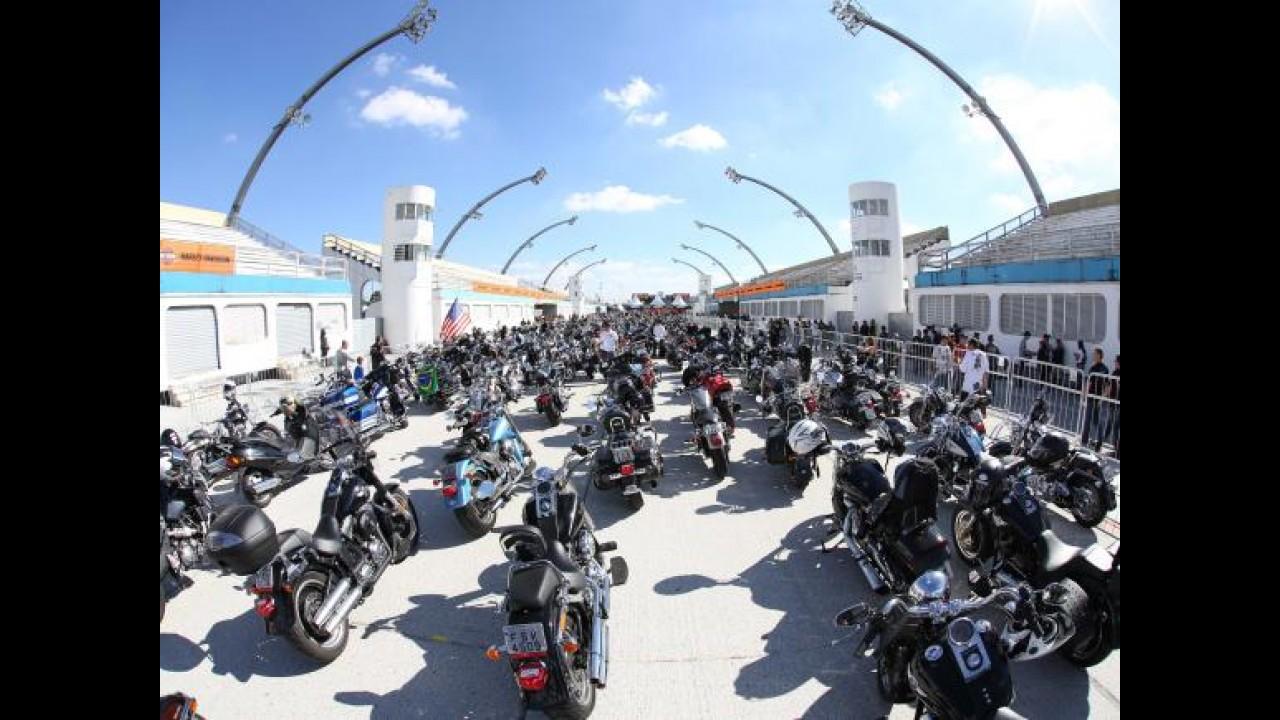 Harley Days acontecerá nos dias 18 e 19 de outubro em SP