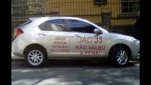 Verdade ou mentira? E-mail diz que JAC J3 saiu da loja sem bateria e cheio de problemas