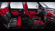 Reveladas as primeiras imagens oficiais do interior do novo Fiat 500L