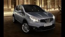 Utilitário Nissan Qashqai 2010 ganha reestilização