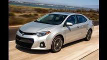 Novo Corolla produzido nos EUA será exportado para 18 países