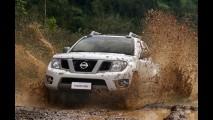 Nissan Frontier 2014 chega com retoques visuais e preço inicial de R$ 91.900