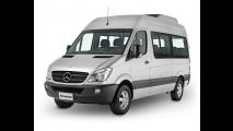 Mercedes faz recall de 2.781 unidades da Sprinter por defeito no ar-condicionado