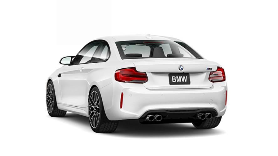 BMW M2 Competition Configurator