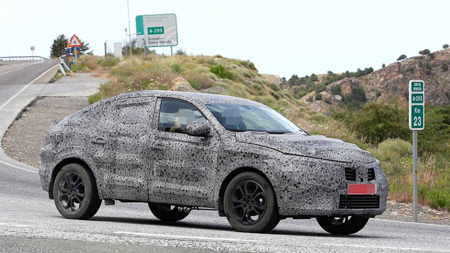 Erwischt: Coupé-SUV von Renault