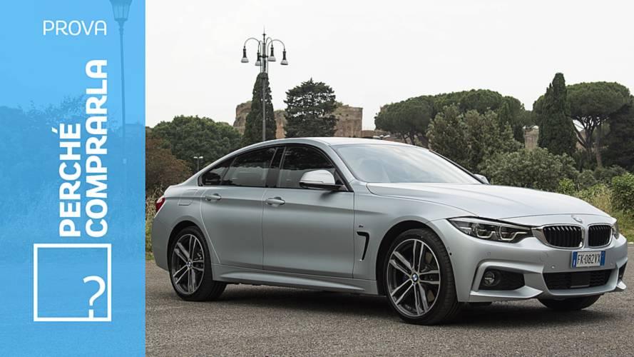BMW Serie 4 Gran Coupé, perché comprarla... e perché no