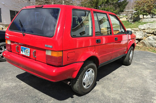 Own This Rare LaForza SUV and Be LaCoolest Person on the Block