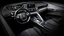 2017 Peugeot 3008 interior
