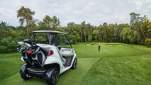 Mercedes-Benz Style Garia Golf Cart