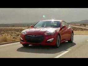 2013 Hyundai Genesis Coupe Running Footage