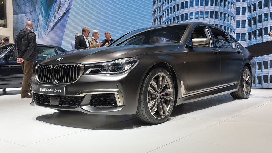 BMW preparing high-end models to go after Mercedes-Maybach
