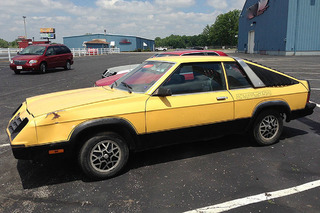 This 1980 Dodge Omni is Actually a DeTomaso Sports Coupe