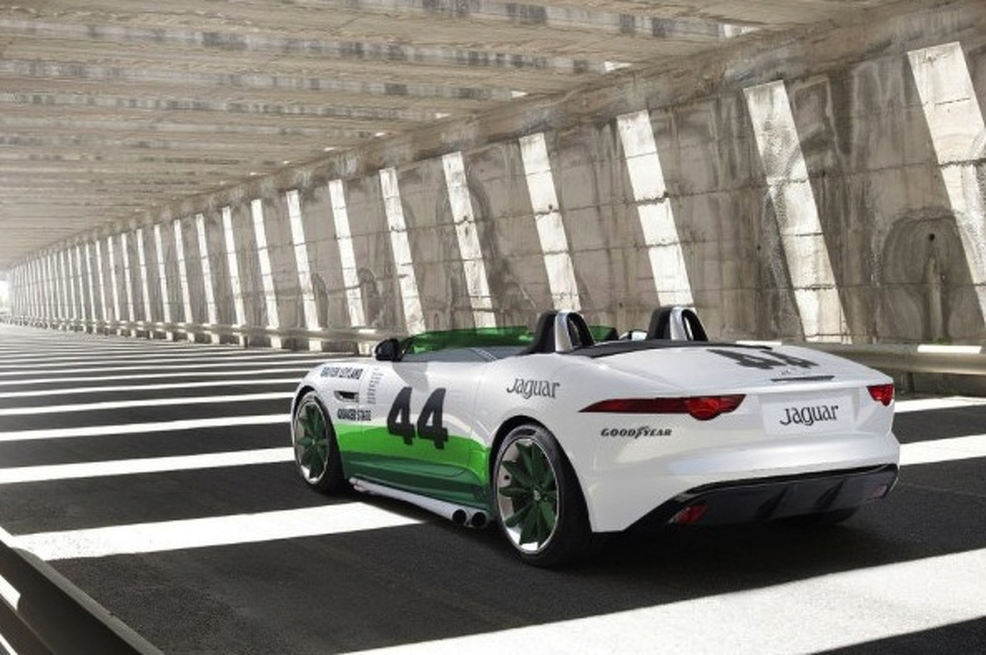 Jaguar Racing Reborn with F-Type Group 44