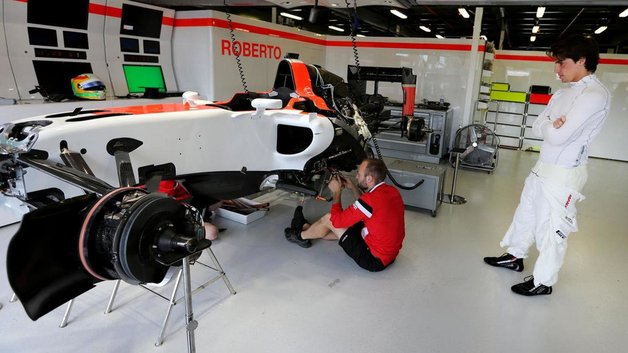 Manor will race in Malaysia - Booth