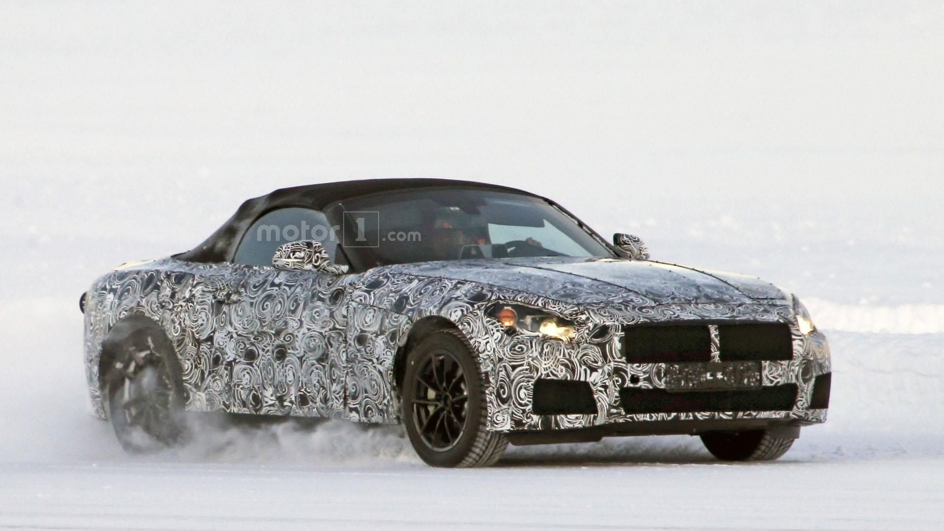 2018 Bmw Z5 Toyota Supra Successor Will Reportedly Be Built By