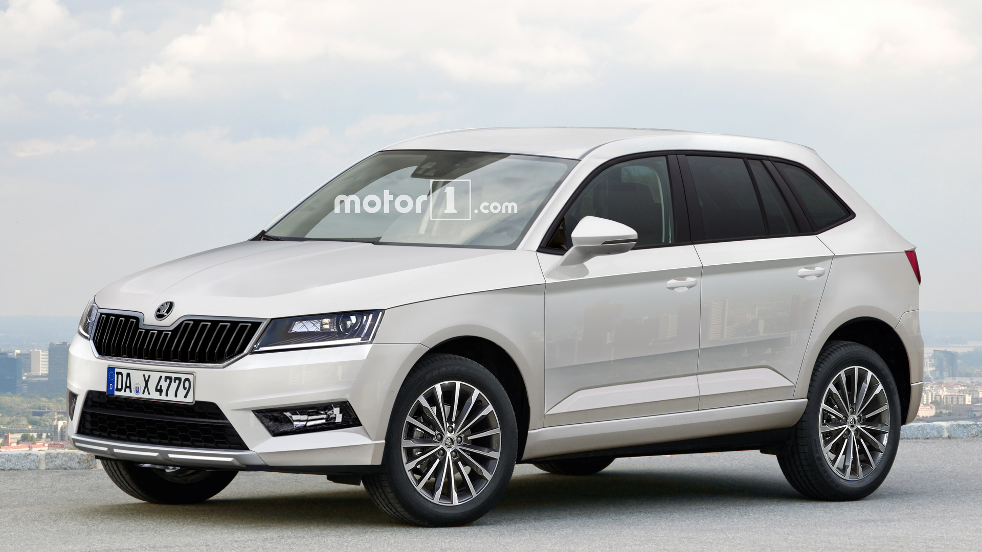 Skoda yeti 2017 review release date new automotive trends skoda - 2017 Skoda Yeti Envisioned With Vw Tiguan Genes