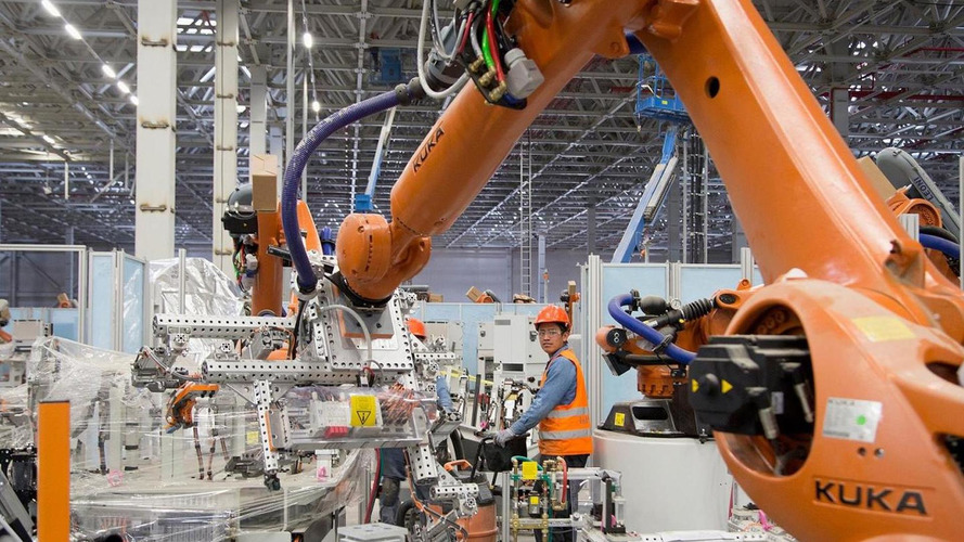 Audi's Mexican plant nearing completion, will build the new Q5 in 2016