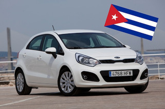 $42,000 For a Kia Rio? Welcome To Cuba!
