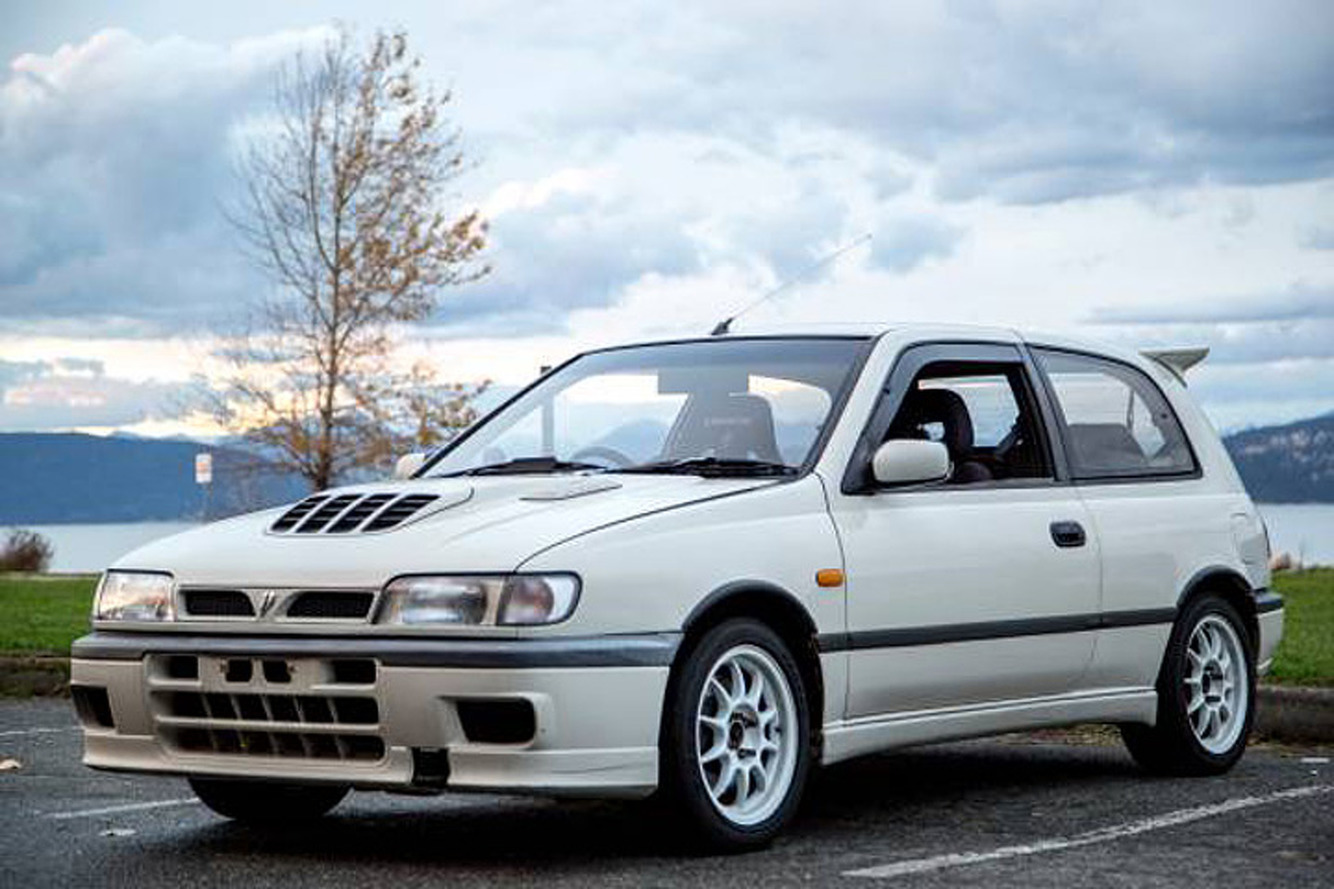 This Nissan Pulsar Is A Bargain Gt R Supercar