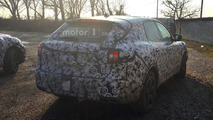 2017 Maserati Levante spy photo