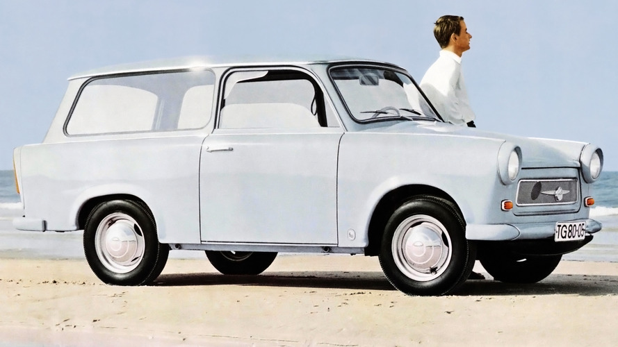 Soviet Cars Were Weird: Trabant 601