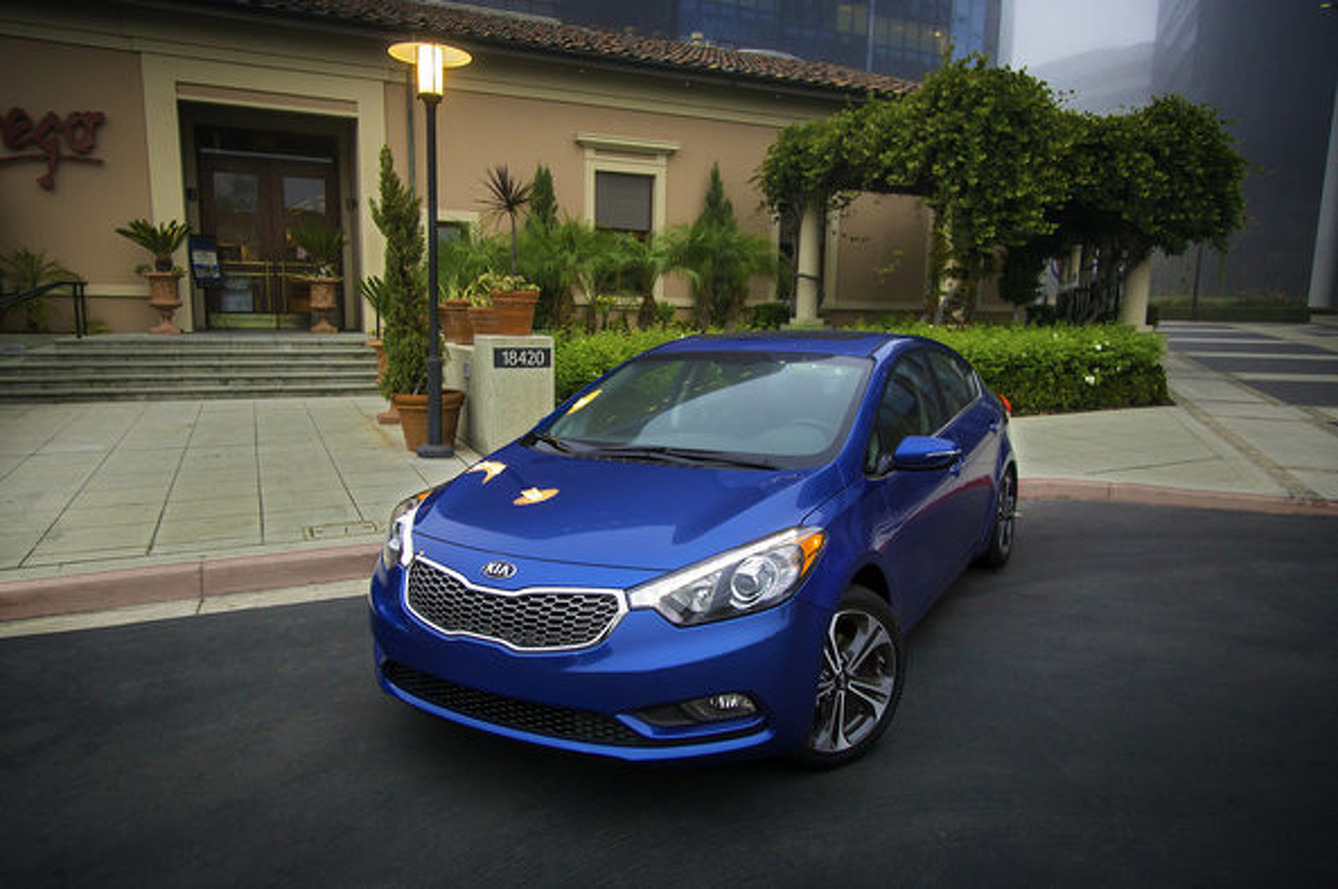 2014 Kia Forte: The George Clooney of the C-Segment