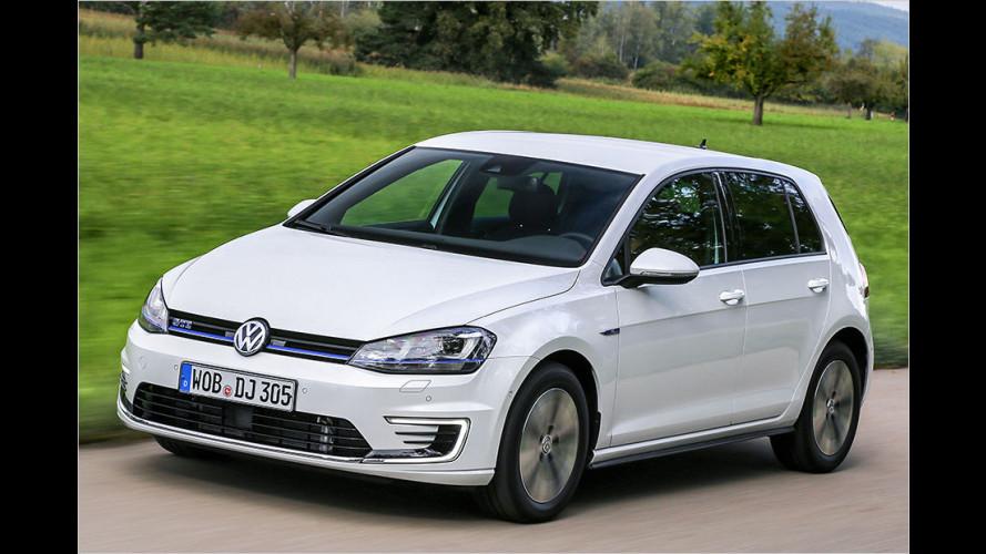 VW Golf GTE im Test: Gib Strom!