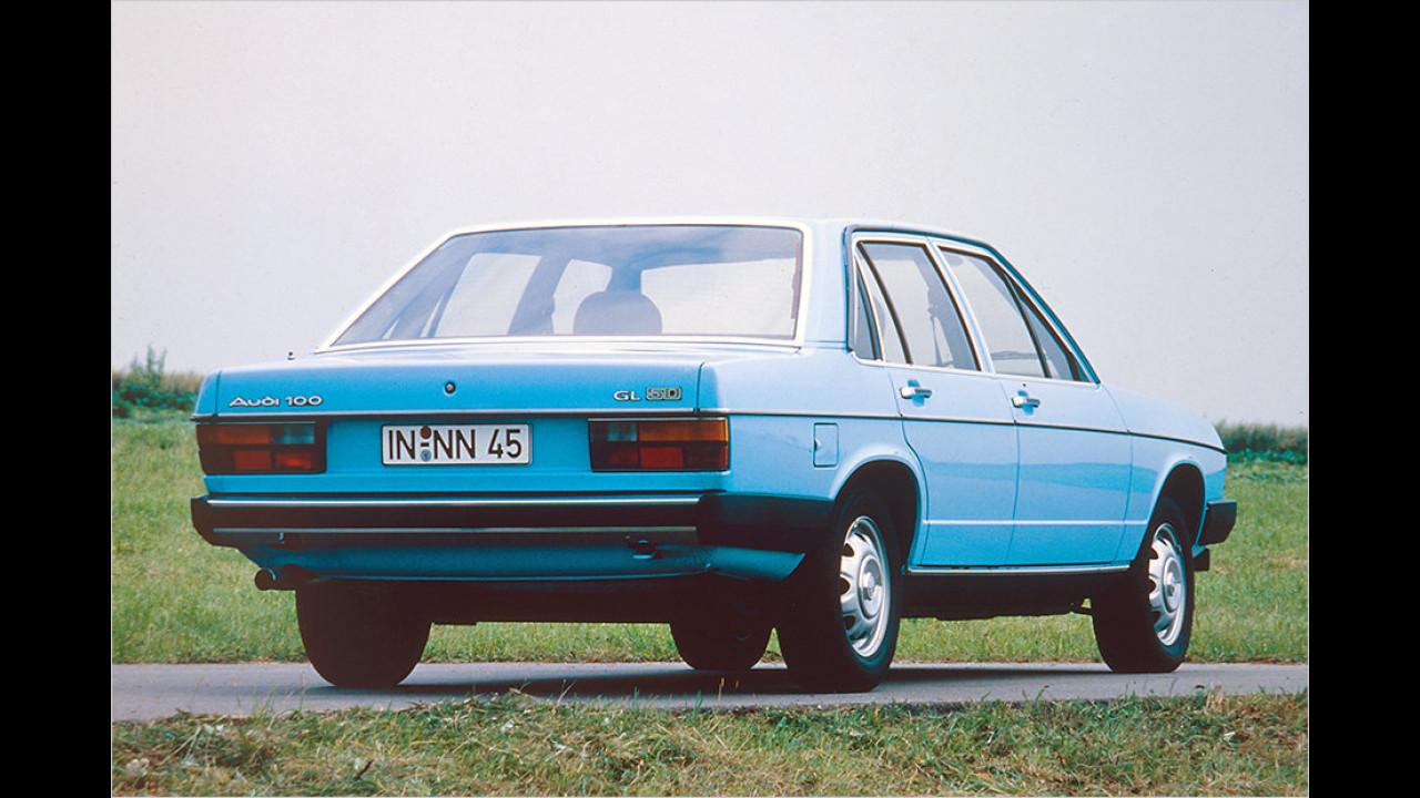 1978: Audi 100 (C2)