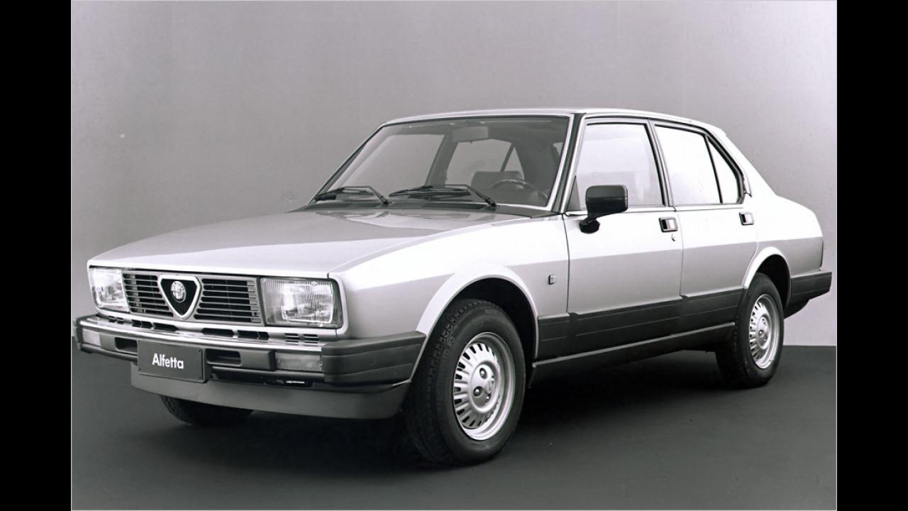 Alfetta 2.4 Turbodiesel