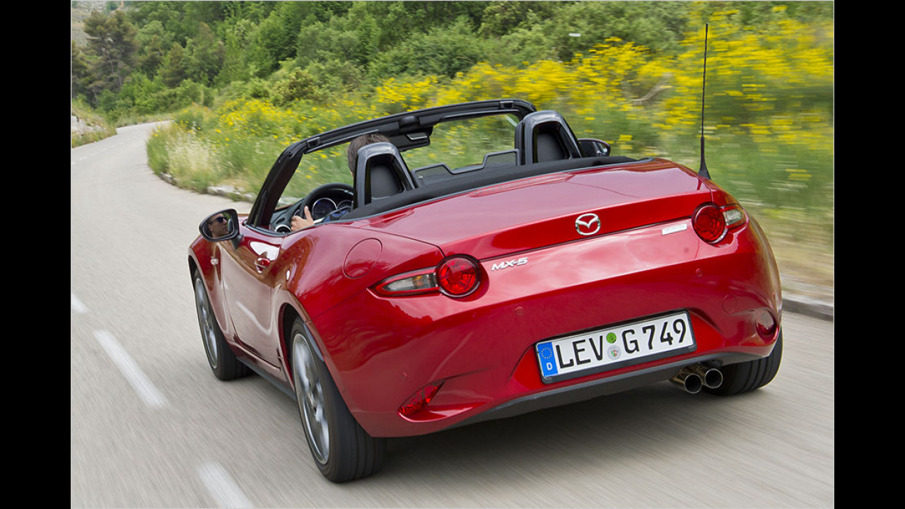Mazda MX-5: Platz 1 ,World Design Car of the Year