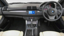 2006 BMW X5 Interior (Australia)