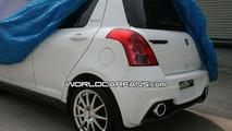 Suzuki Swift JWRC Special Edition Spied in Japan