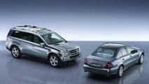 Mercedes-Benz GL 320 & E 320 BLUETEC