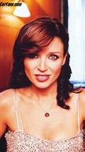 Dannii Minogue in Thriller 'The Porter'