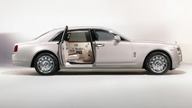 Rolls Royce Ghost SIx Senses concept