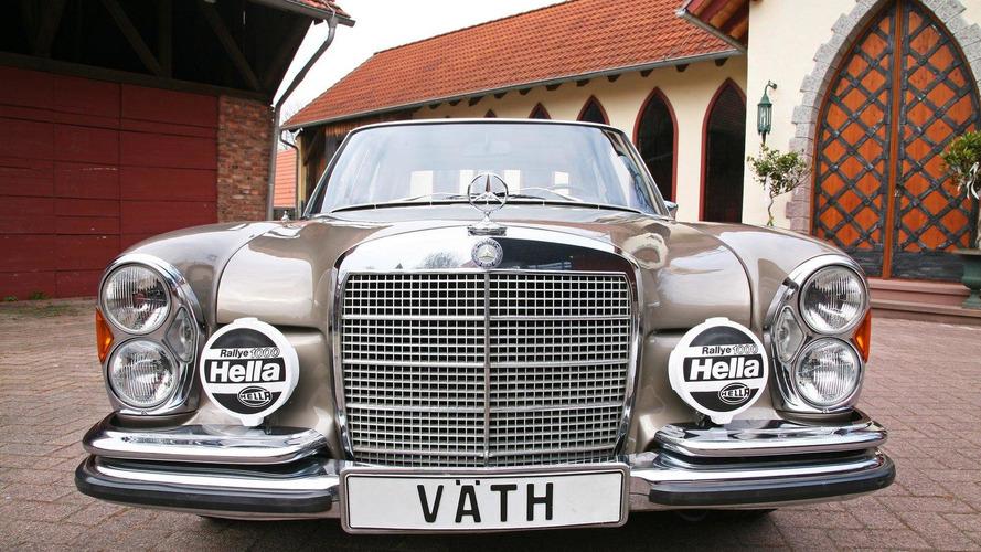 VÄTH restores Mercedes-Benz 300 SEL 6.3