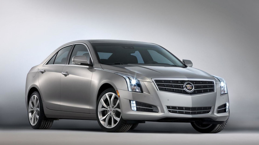 Cadillac ATS-V to use a twin-turbo 3.6-liter V6 - report