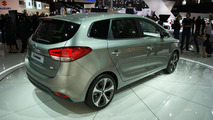 2013 Kia Carens at the Paris Motor Show in 2012