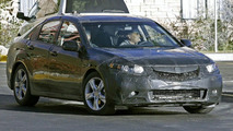 New European Honda Accord Spied