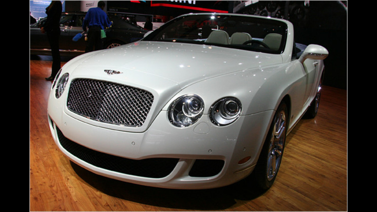 Bentley Continental GTC Series 51