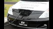 Nissan-Elektro-Plattform