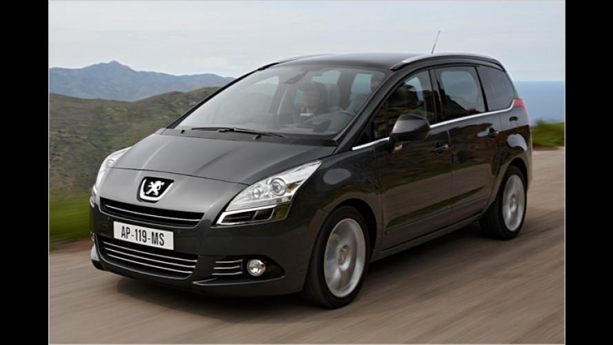 Peugeot 5008: Erste Infos zur Van-Variante des 3008