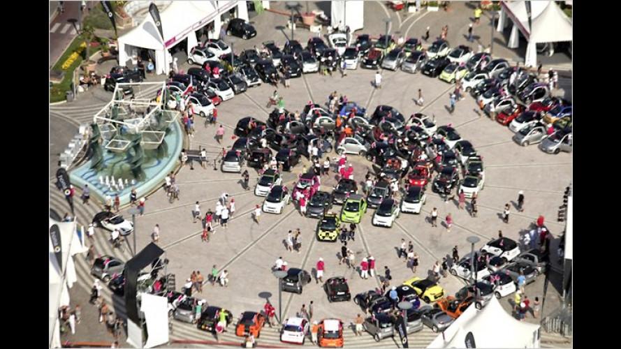 Smart Times 2011: Weltgrößte Versammlung von Smart-Fans
