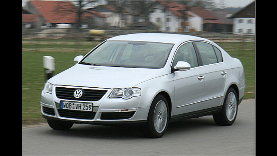 Der VW Passat 1.8 TSI: Schluckt er wirklich weniger?