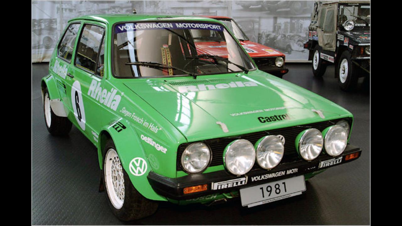 VW Golf GTI Gruppe 2 (1981)