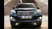 Toyota liftet den RAV4
