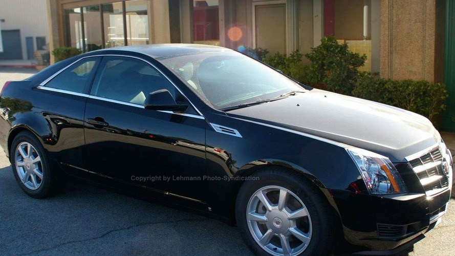 Rendered Speculation: Cadillac CTS Coupe and Wagon