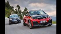 So kommen BMW i3 und i3s 2018