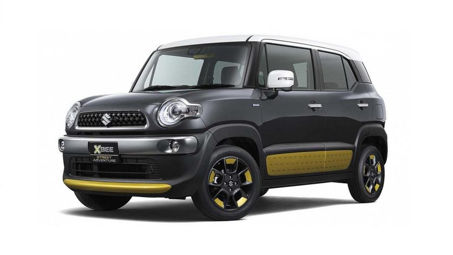 Suzuki, Xbee konseptini üretime geçiriyor