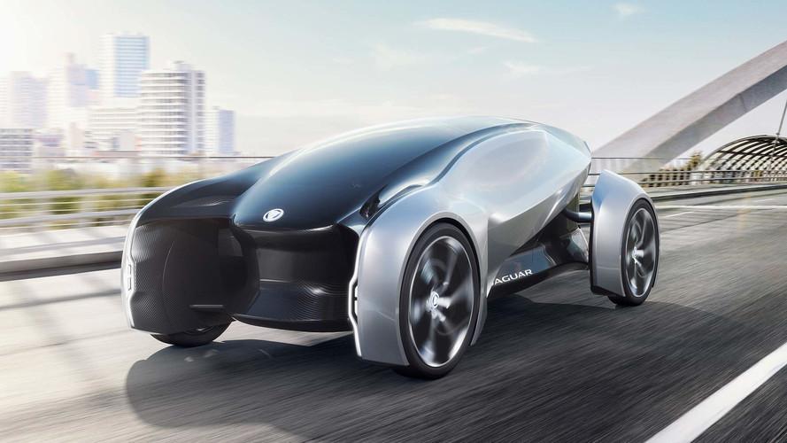 Jaguar Reveals Electric Future With E-Type, Future-Type Concepts